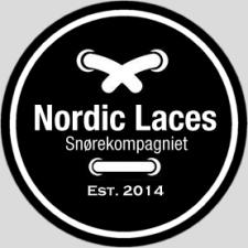 Nordic Laces Skosnören