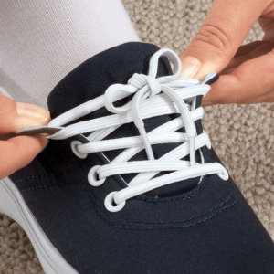 Elastik snørebånd