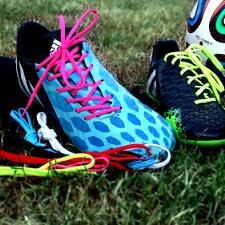 Fodboldstøvle snørebånd