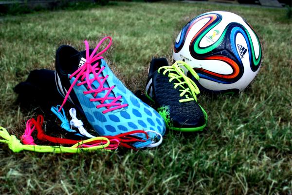 Snørebånd til fodboldstøvler Nordic Laces