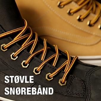 Støvle snørebånd