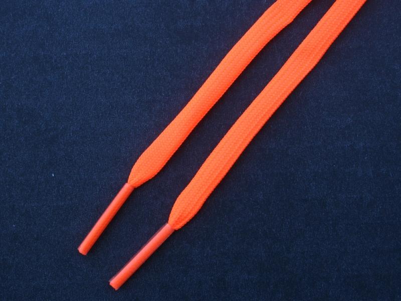 Orange flade 6mm til fodboldstøvler