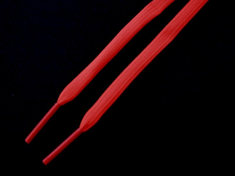 Røde flade 4mm til fodboldstøvler