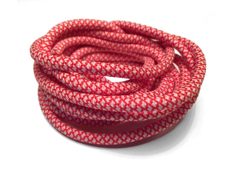 e1ac6bf9d05 Røde runde snørebånd m/Gingham mønster * Yeezy laces * super ...